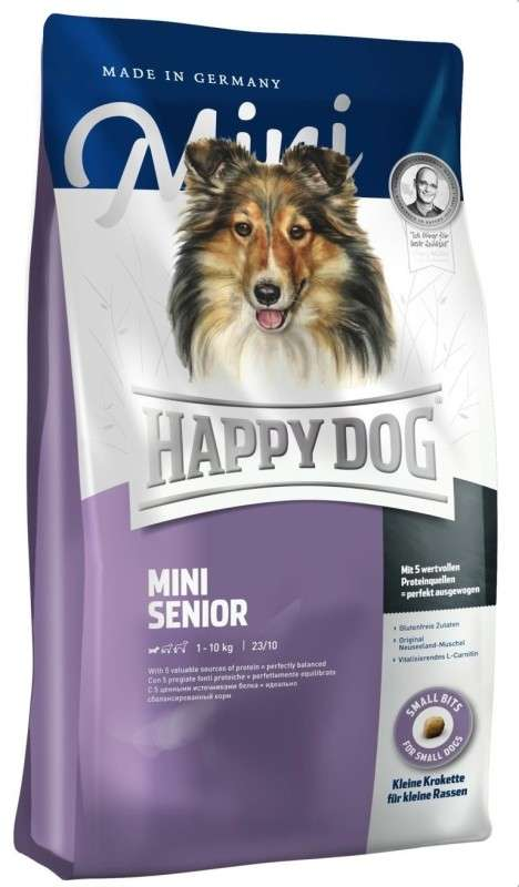 HAPPY DOG FOOD 20kg Adult And Puppy_0