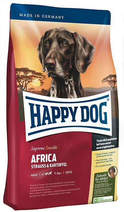 HAPPY DOG FOOD 20kg Adult And Puppy_1