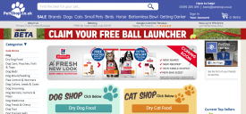 Petshop co uk