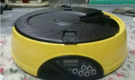 Automatic Food Manager for Dog and Cat